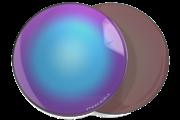 Prizm Snow Sapphire Iridium