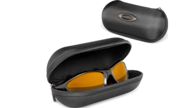 Soft Vault Sunglass Case - Black