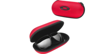 Ballistic Sunglass Case - Red