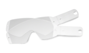 MX Goggle Tear Offs - Clear
