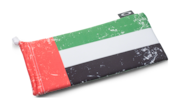 Country Flag Microbags - United Arab Emirates Flag