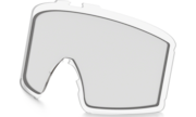 Line Miner™ Replacement Snow Goggle Lens - Clear
