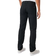 Gradient Chino Pants - Blackout