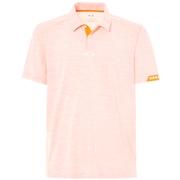 Gravity Golf Polo - Neon Orange