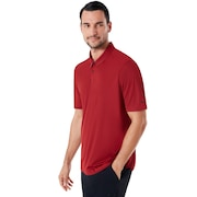 Divisonal Polo - Iron Red
