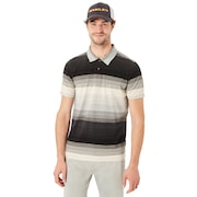 Lateral Polo - Athletic Heather Gray