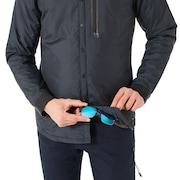 Canyon Long Sleeve Shirt Jacket - Stone Gray