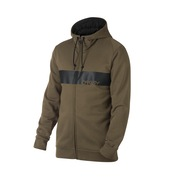 Crossbar Mark II  Fz Hoodie - Dark Brush