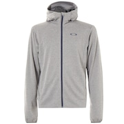 Enhance Tech Fleece Jacket - Light Heather Gray