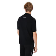 Polo Shirt Short Sleeve Crossrange Collection - Blackout