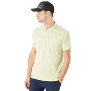 Gravity Golf Polo - Lime Green