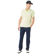 Gravity Golf Polo - Lime Green