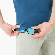 Method Short Sleeve Solid - Ensign Blue