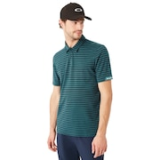 Speed Stripe Polo - Balsam
