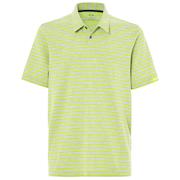 Speed Stripe Polo - Lime Green
