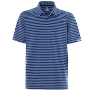Speed Stripe Polo - Ensign Blue