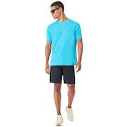 Windshear Short Sleeve Tee - Atomic Blue