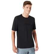 SS Surf Tee - Blackout