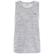 Tech Tank - Heather Light Gray With Forge