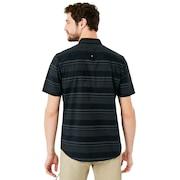 SS Woven Shirt 1 - Blackout