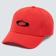Tincan Cap - Red/Black