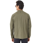 Oakley Latch FZ Shirt - Dark Brush