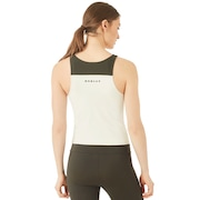 Oakley Luxe Strappy Tank - Winter Gray