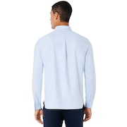 Oxford Long Sleeve - Marvel Blue