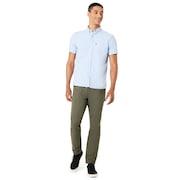 Oxford Short Sleeve - Marvel Blue
