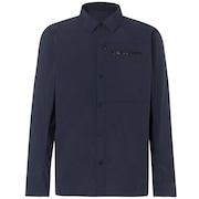Utility Long Sleeve Nylon Shirt