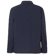 Utility LS Nylon Shirt - Fathom