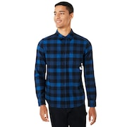 Icon Flanel LS Shirt