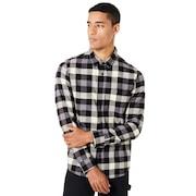 Icon Flanel Long Sleeve Shirt