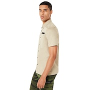 Icon Short Sleeve Shirt - Rye