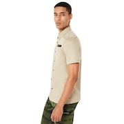 Icon Short Sleeve Shirt - Rye