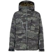 Ski Down Jacket 15K - Camou