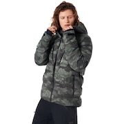 Ski Down Jacket 15K - Camou