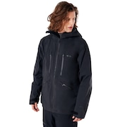 Pro Shell Jacket 15K/ 3L Gore - Blackout