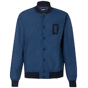 Street Bomber Jacket - Ensign Blue