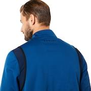 Engineered Soft Shell Jacket - Dark Blue
