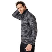 Enhance Graphic Wind Warm Jacket 8.7 - Black Print