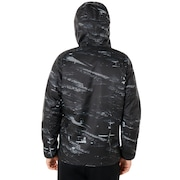 Enhance Graphic Insulation Jacket 8.7 - Blackout