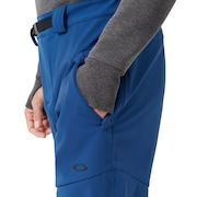 Soft Shell Pant 10K - Dark Blue