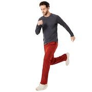 Enhance Wind Warm Pants 8.7 - Iron Red