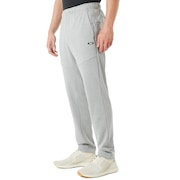 Enhance Technical Fleece Pants.Grid 8.7 - Light Heather Gray