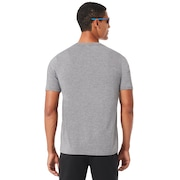 Link Short Sleeve Top - Athletic Heather Gray