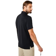 Aero Ellipse Polo - Blackout Light Heather