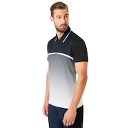 Ellipse Polo - Arctic White