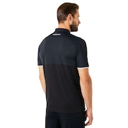 Polo Shirt Short Sleeve Poliammide - Blackout