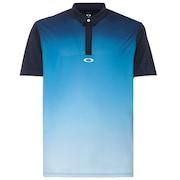 Polo Shirt Short Sleeve Poliammide - Fathom